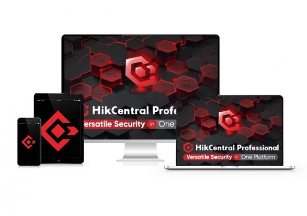 HikCentral-P-VSS-Base/4Ch Базовий пакет відеоспостереження (4 камери)