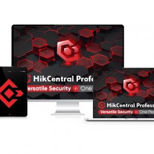 HikCentral-P-DP Інсталяційний пакет програмного забезпечення і керівництва