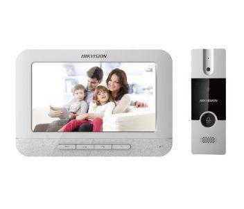 DS-KIS201 Комплект домофон + виклична панель Hikvision