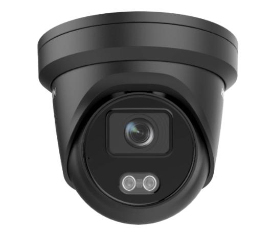 DS-2CD2347G2-LU(C) 2.8mm Black 4 MP ColorVu Turret IP